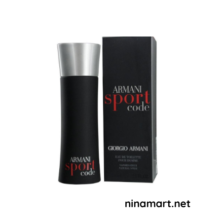Mini - Armani Code Sport for Men