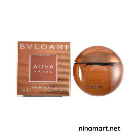 Mini - Bvlgari Aqva Amara for Men