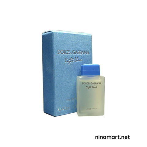 Mini - D&G Light Blue for Women