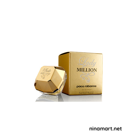 Mini - Paco Rabanne Lady Million