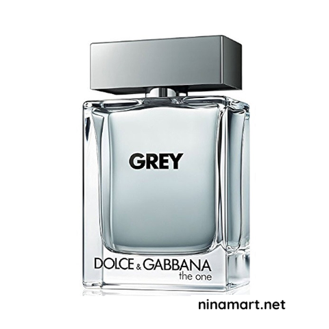 D&G The One Grey Intense
