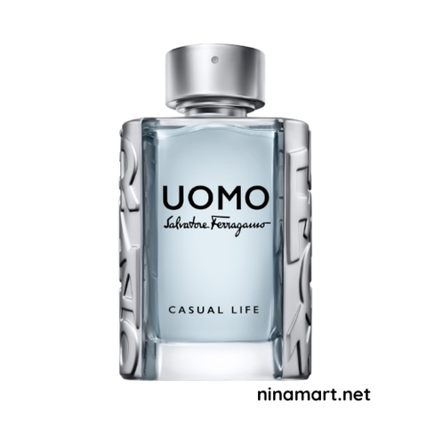 Salvatore Uomo Casual Life Pour Homme