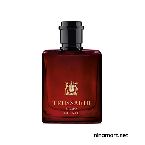Trussardi Uomo The Red Pour Homme