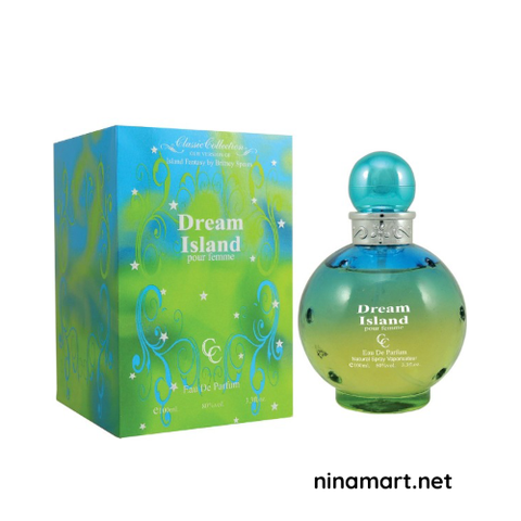 Island Fantasy For Women