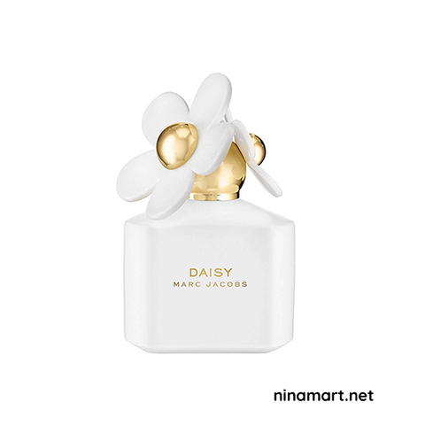Marc Jacobs Daisy White Limited Edition