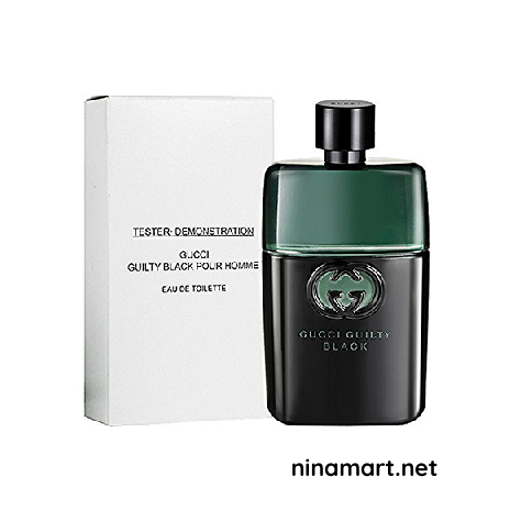 Tester - Gucci Guilty Black for Men