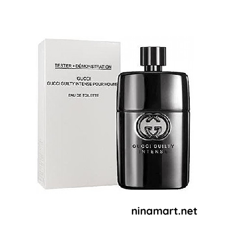 Tester - Gucci Guilty Intense for Men