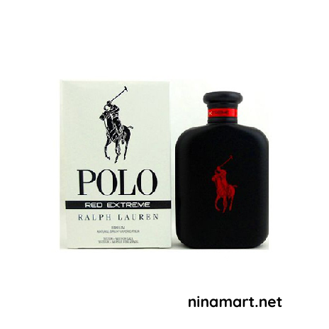 Tester - Polo Red Extreme Parfum