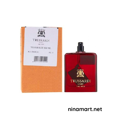 Tester - Trussardi Uomo The Red Pour Homme