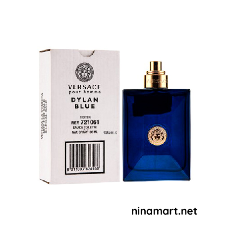 Tester - Versace Dylan Blue Pour Homme