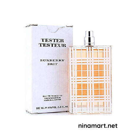 Tester - Burberry Brit for Women Eau De Toilette