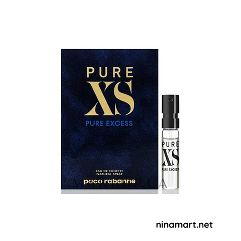 Vial - Paco Rabanne Pure XS Excess