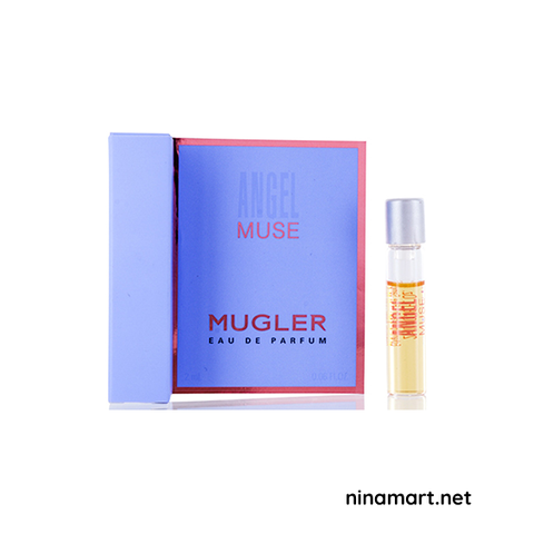 Vial - Thierry Mugler Angel Muse