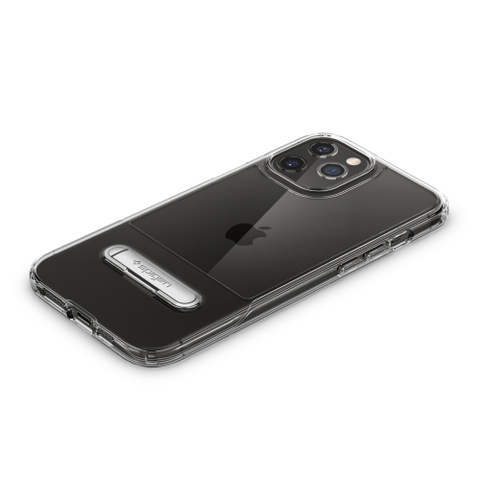 Ốp Spigen iPhone 12/12 Pro (6.1 inch) Slim Armor Essential S