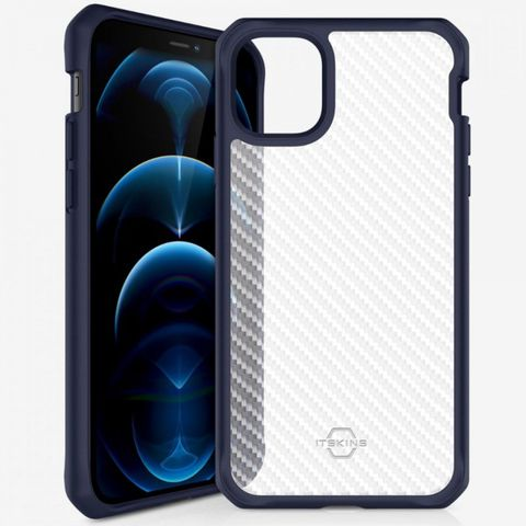 ỐP LƯNG IPHONE 12/12 PRO ITSKINS HYBRID TEK DROP SAFE 3M