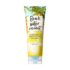Lotion bathandbodyworks Beach water coconut