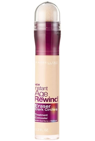 Bút Cushion Maybelline Che Khuyết Điểm,Giảm Quầng Thâm Instant Age Rewind