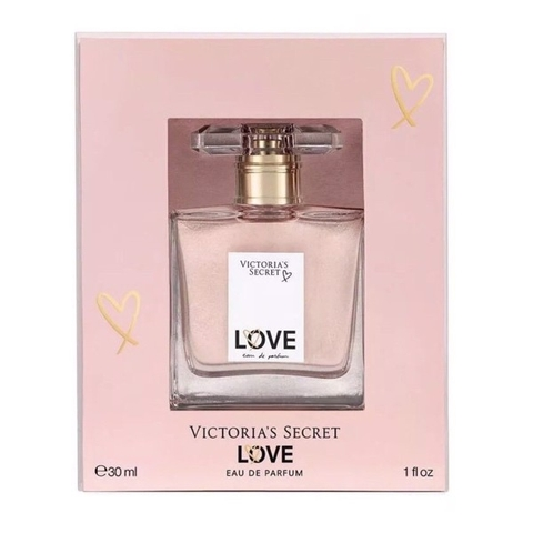NƯỚC HOA LOVE 30ML VICTORIA SECRET
