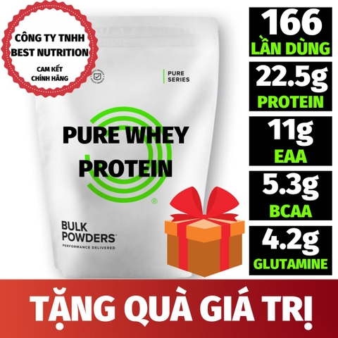 PURE WHEY PROTEIN (5KG - 166 LẦN DÙNG)