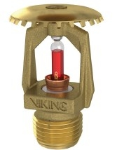 VK124 - Micromatic® HP Standard Response Upright High Pressure Sprinkler (K5.6)