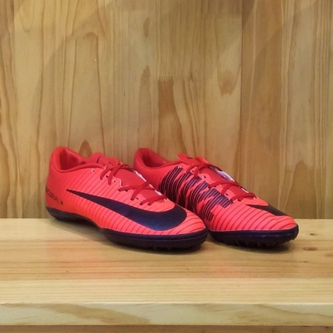 Giầy TF Nike Mercurial RED