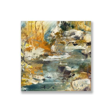 Tranh Abstract landscape painting SU0157