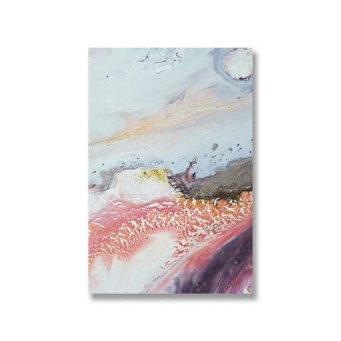 Tranh canvas trừu tượng, abstract painting SU0159