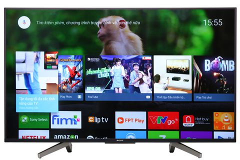 Android Tivi Sony 4K 65 inch KD-65X8500F