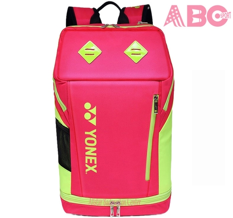 Balo Yonex Backpack Lin Dan 712 Exclusive Pink