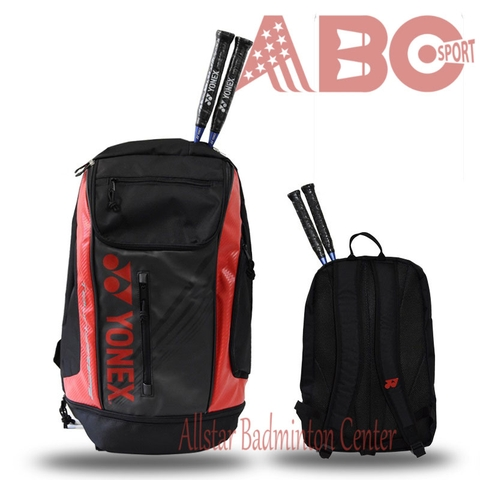 balo yonex backpack 9612 ex red tournament 2019