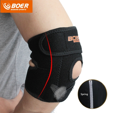 Băng khuỷu tay dán Boersport Elbow Support Strapes