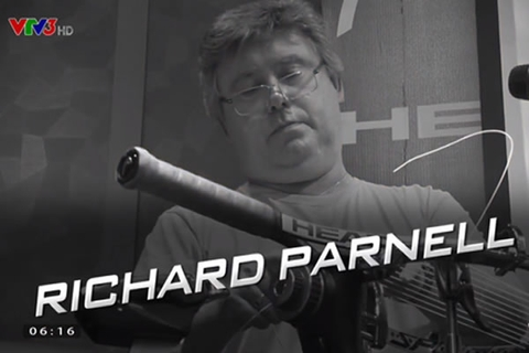 Information about master | Richard Parnell