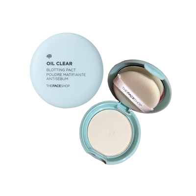 PHẤN PHỦ OIL CLEAR BLOTTING PACT THE FACE SHOP