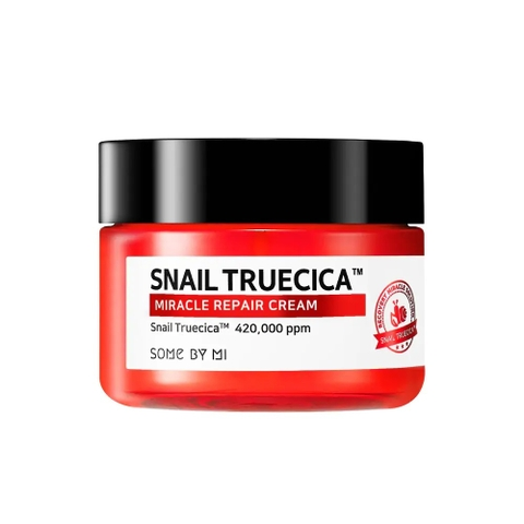 KEM DƯỠNG ẨM SOME BY MI SNAIL TRUECICA MIRACLE REPAIR CREAM