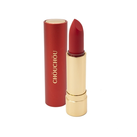 SON THỎI CHOU CHOU SIGNATURE PREMIER MATT ROUGE RED LIMITED EDITION