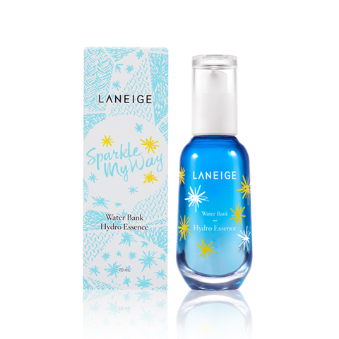 TINH CHẤT DƯỠNG ẨM LANEIGE WATER BANK HYDRO ESSENCE SPARKLE MY WAY LIMITED (70ML)