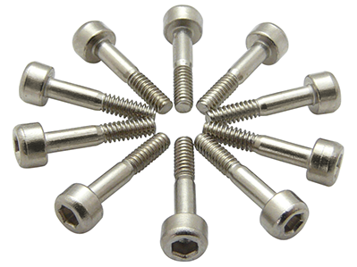 M1.6x9mm Shoulder Cap Screw
