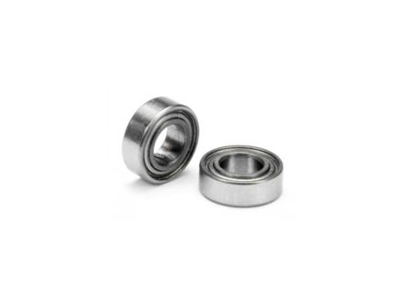 Radial Bearing (MR63) 3x6x2mm
