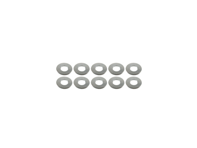 1.4x3.0x0.3mm Steel Washer