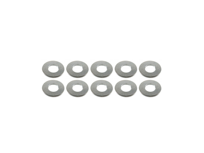 1.6x4.2x0.3mm Steel Washer