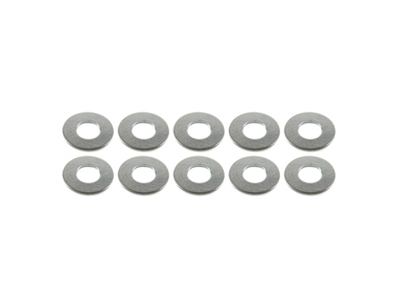 2.3x4.0x0.5mm Steel Washer