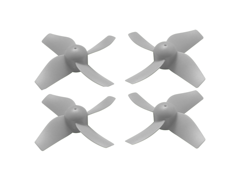 31mm 4 Blade Propeller (2CW+2CCW; 0.8mm Shaft) (Grey)