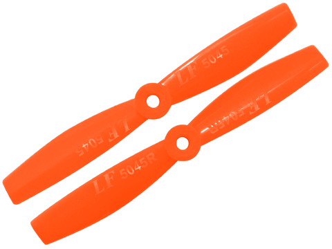 5045 Bullnose Propeller (CW/CCW) (Orange)