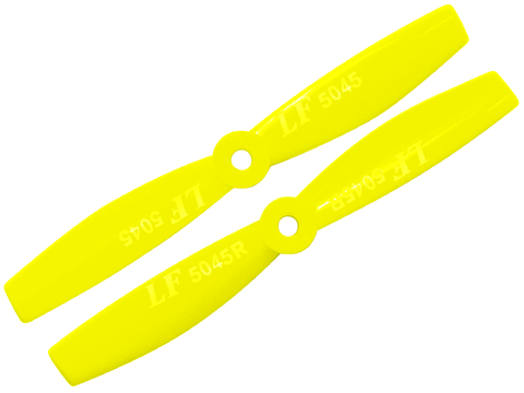 5045 Bullnose Propeller (CW/CCW) (Yellow)