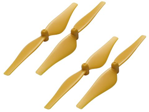 76mm Propeller (2CW+2CCW; 1.0mm Shaft) (Yellow) - DJI Tello