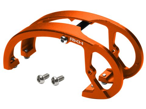 Rakonheli CNC Aluminum Canopy Camera Mount Set (Orange) - EMAX Babyhawk R