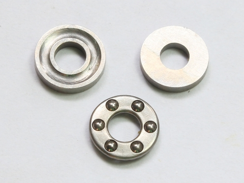 Thrust Bearing (F2.5-6M) 2.5x6x3mm