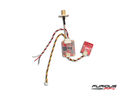 Combo STEALTH RACE VTX V3 WITH BLUETOOTH MODULE