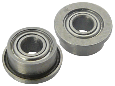 Flanged Bearing (MF52ZZ) 2x5x2.5mm