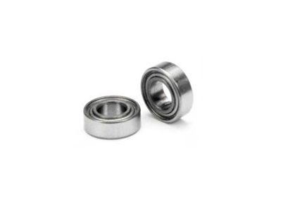 Radial Bearing (MR63ZZ) 3x6x2.5mm